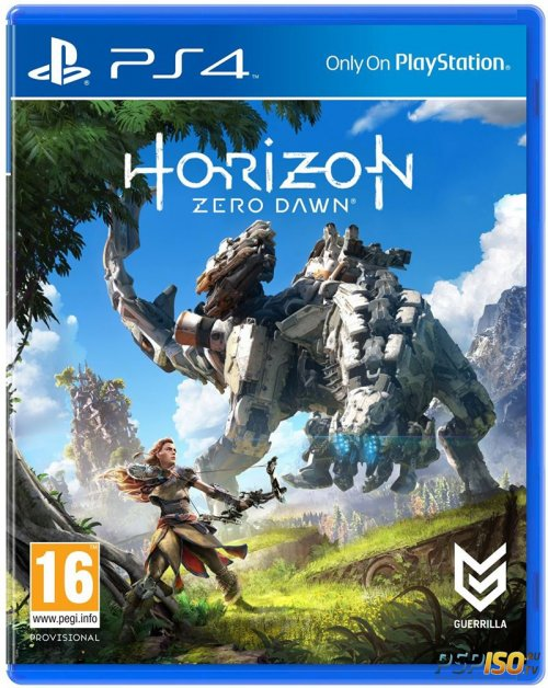 Horizon: Zero Dawn для PS4