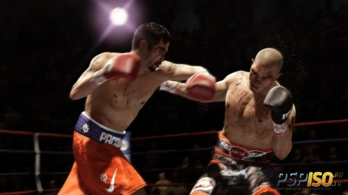 Fight Night Round 3 для PS3