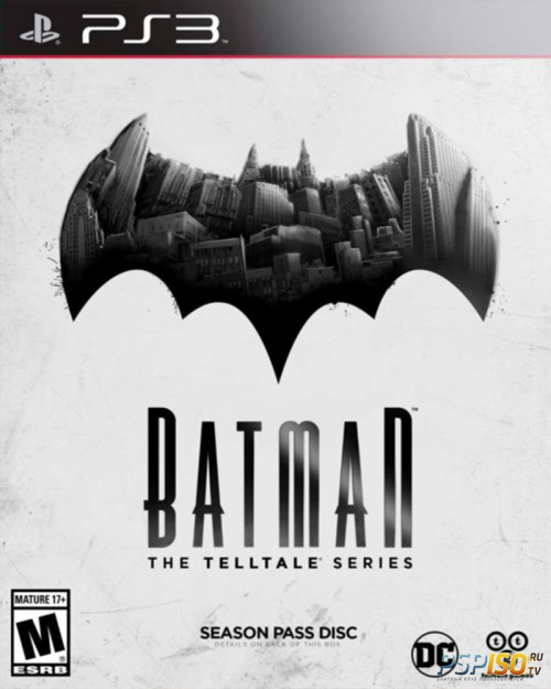 Batman: The Telltale Series для PS3