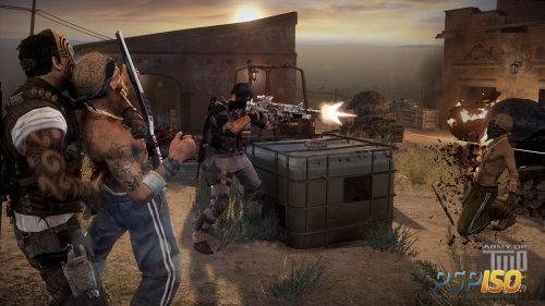 Army of TWO The Devil's Cartel для PS3