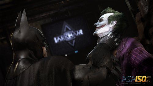 Batman: Return to Arkham для PS4