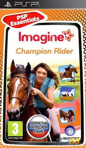 Imagine Champion Rider [ISO][FULL][RUSSOUND][2015]