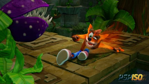 Crash Bandicoot N Sane Trilogy продается лучше, чем Horizon Zero Dawn