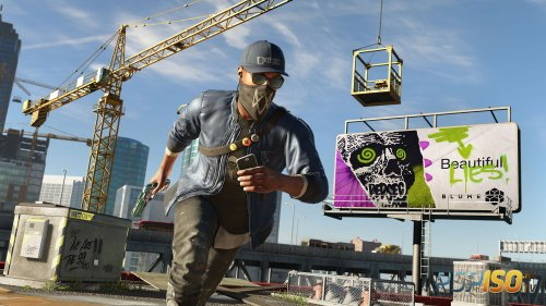 Watch Dogs 2 Deluxe Edition для PS4
