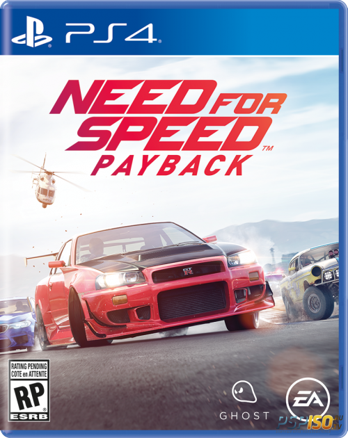 Need for Speed: Payback для PS4