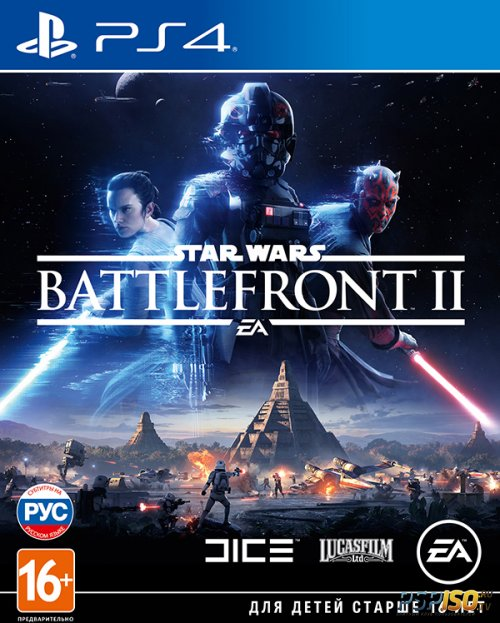 Star Wars Battlefront II для PS4