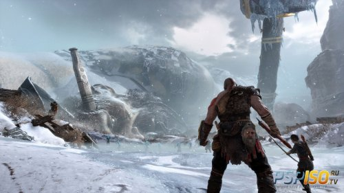 God of War IV для PS4