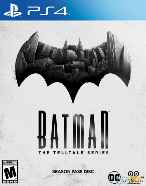 Batman: Telltale series для PS4