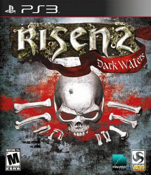 Risen 2: Dark Waters для PS3
