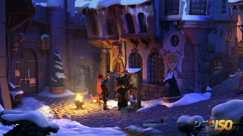 The Book of Unwritten Tales 2 для PS4