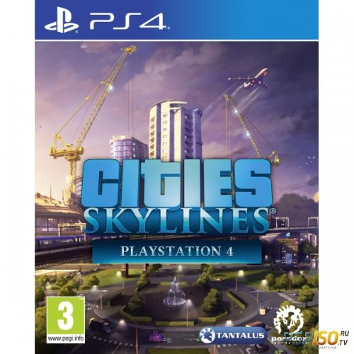 Cities: Skylines для PS4