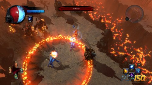 На PlayStation 4 скоро выйдет Path of Exile