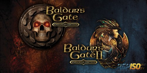 Baldur's Gate Enhanced Edition (PSX-PSP/ENG)