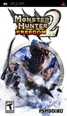 Monster Hunter Freedom 2 [PSP][FULL][ENG]