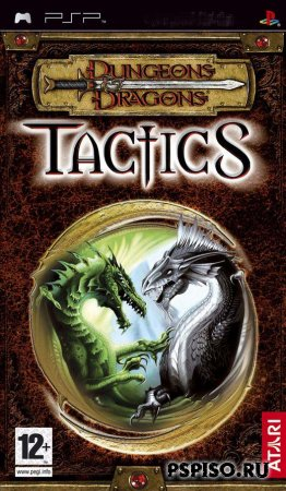 Dungeons And Dragons-Tactics [PSP][FULL][ENG]