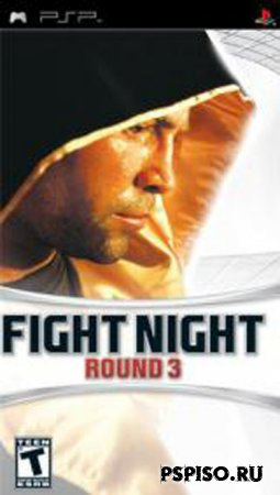 Fight Night Round 3 [PSP][FULLRip][rus]