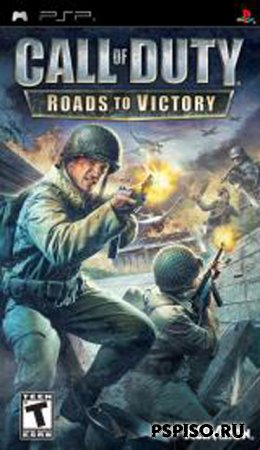 Call of Duty: Roads to Victory [PSP][FULL][ENG]