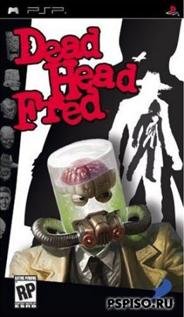 Dead Head Fred [PSP][FULL][ENG]