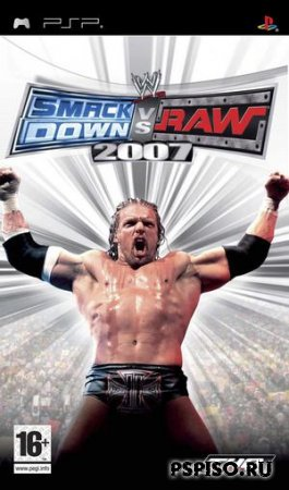 WWE Smackdown VS Raw 2007 [PSP][FULL][ENG]