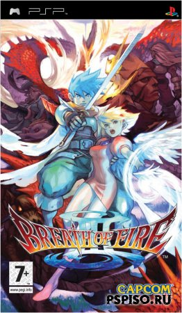 Breath Of Fire 3 [PSP][FULL][ENG]