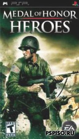 Medal of Honor: Heroes [PSP][FULL][ENG]