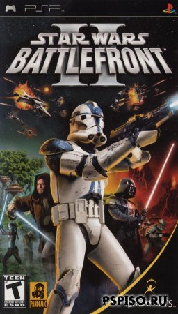 Star Wars: Battlefront 2 [PSP][FULL][ENG]