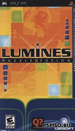 Lumines [PSP][FULL][ENG]