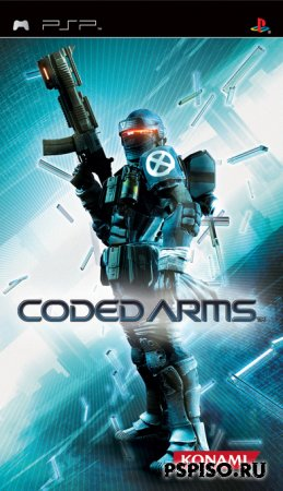 Coded Arms [PSP][FULL][RUS]