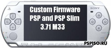 Custom Firmware 3.71 M33 [English]