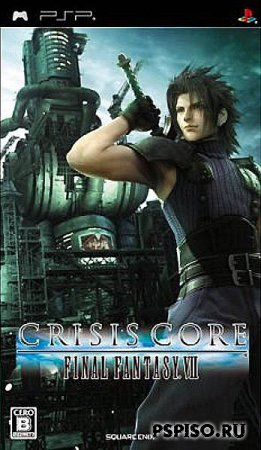 Crisis Core: Final Fantasy VII [PSP][FULL][JPN]