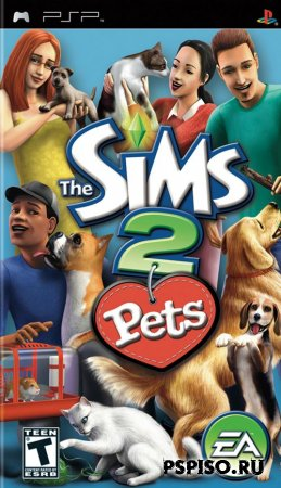 The Sims 2: Pets [PSP][FUL][ENG]