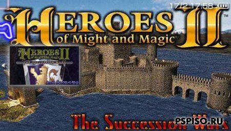 Heroes of Might and Magic II - The Succession Wars (RUS) [DOS]