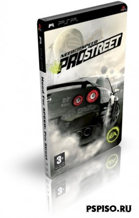 Need For Speed : Pro Street.
