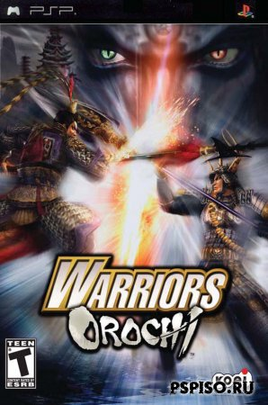 Warriors Orochi - JPN