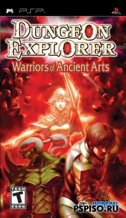 Dungeon Explorer: Warrior of Ancient Arts [ENG]