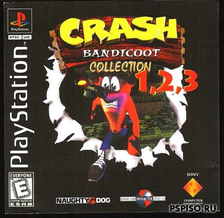 Crash Bandicoot 1-3 [PSX]