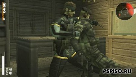 Metal Gear Solid: Portable Ops