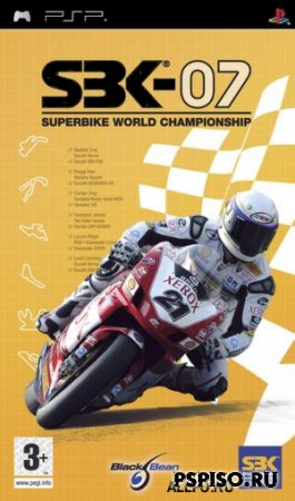 SBK 07 Superbike World Championship [USA]