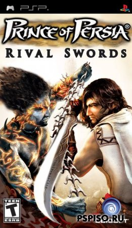 Prince of Persia Rival Swords RUS