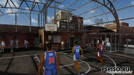 NBA Street Showdown