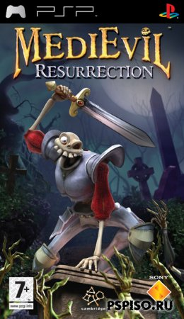 MediEvil Resurrection RUS