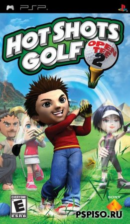 Hot Shots Golf: Open Tee 2 DEMO