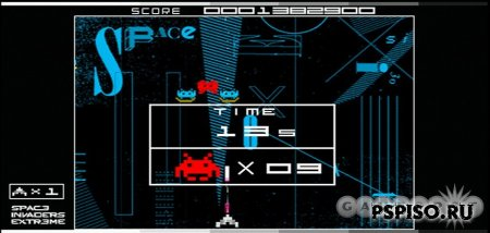 Space Invaders Extreme - USA
