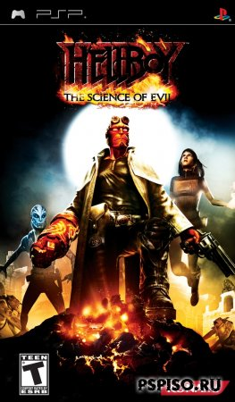 Hellboy: The Science of Evil - USA