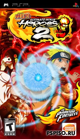 Naruto: Ultimate Ninja Heroes 2: The Phantom Fortress - EUR