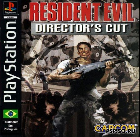 [PSX] Resident Evil:Director's Cut