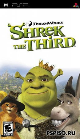 Shrek the Third (PSP)