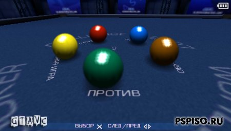 World Snooker Challenge 2007 - Rus