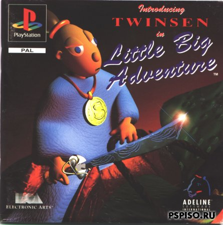 [PSX] Little Big Adventure