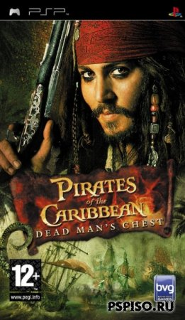 Pirates Of The Carribean - Dead Man's Chest
